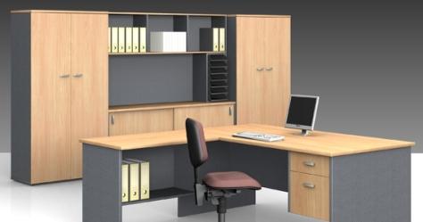 Larger Desk