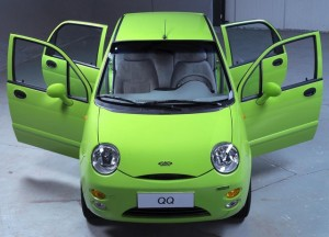 Chery QQ - the car that changed the world