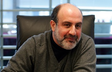 Nassim Nicholas Taleb - good ideas and strong opinions